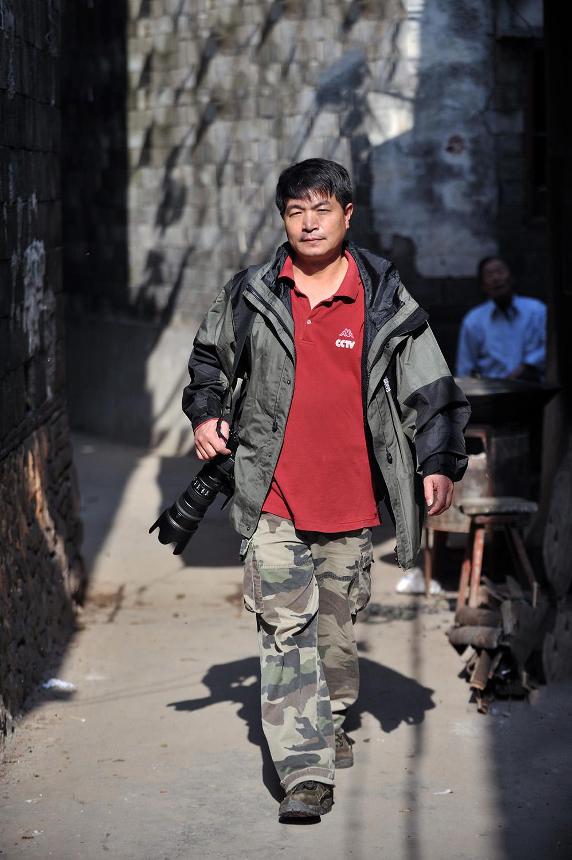 摄影家殷涛